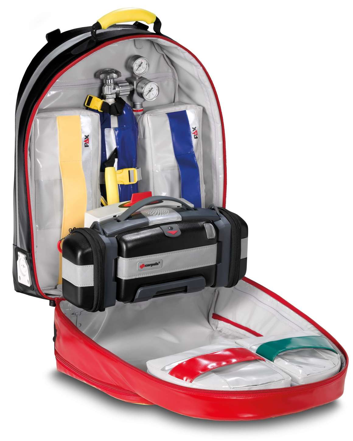 Emergency Backpack BLS (Basic Life Support)