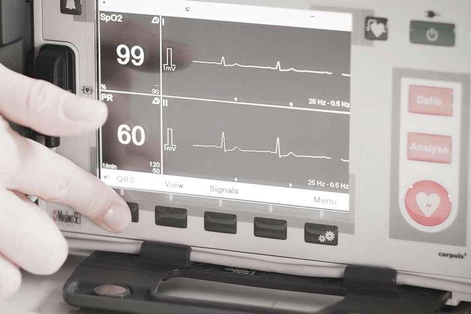 corpuls1 Patientenmonitoringsystem