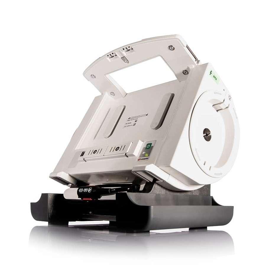 Defibrillator / Schrittmacher mit Paddles