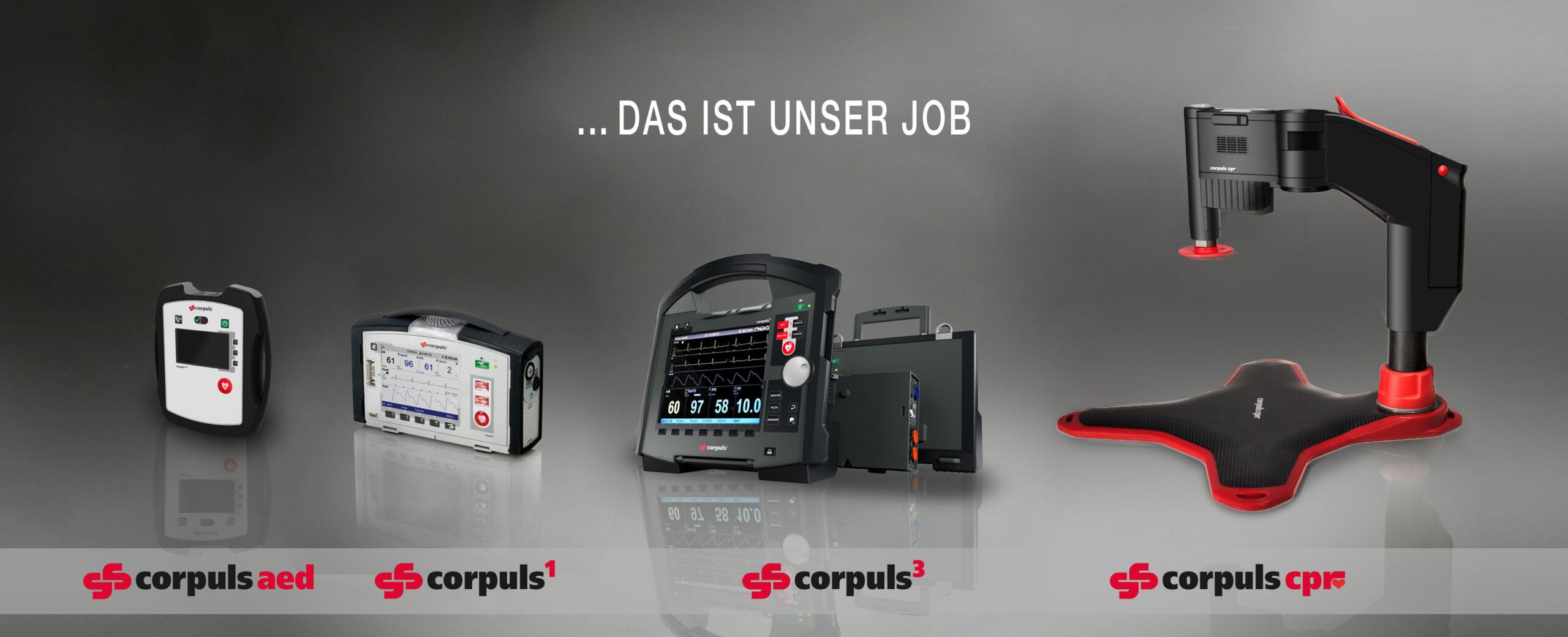 Riedel + Schulz Medizintechnik GmbH | Ihre corpuls-Vertretung