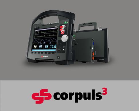 corpuls3 corpuls3T Riedel + Schulz Medizintechnik GmbH | Ihre corpuls-Vertretung